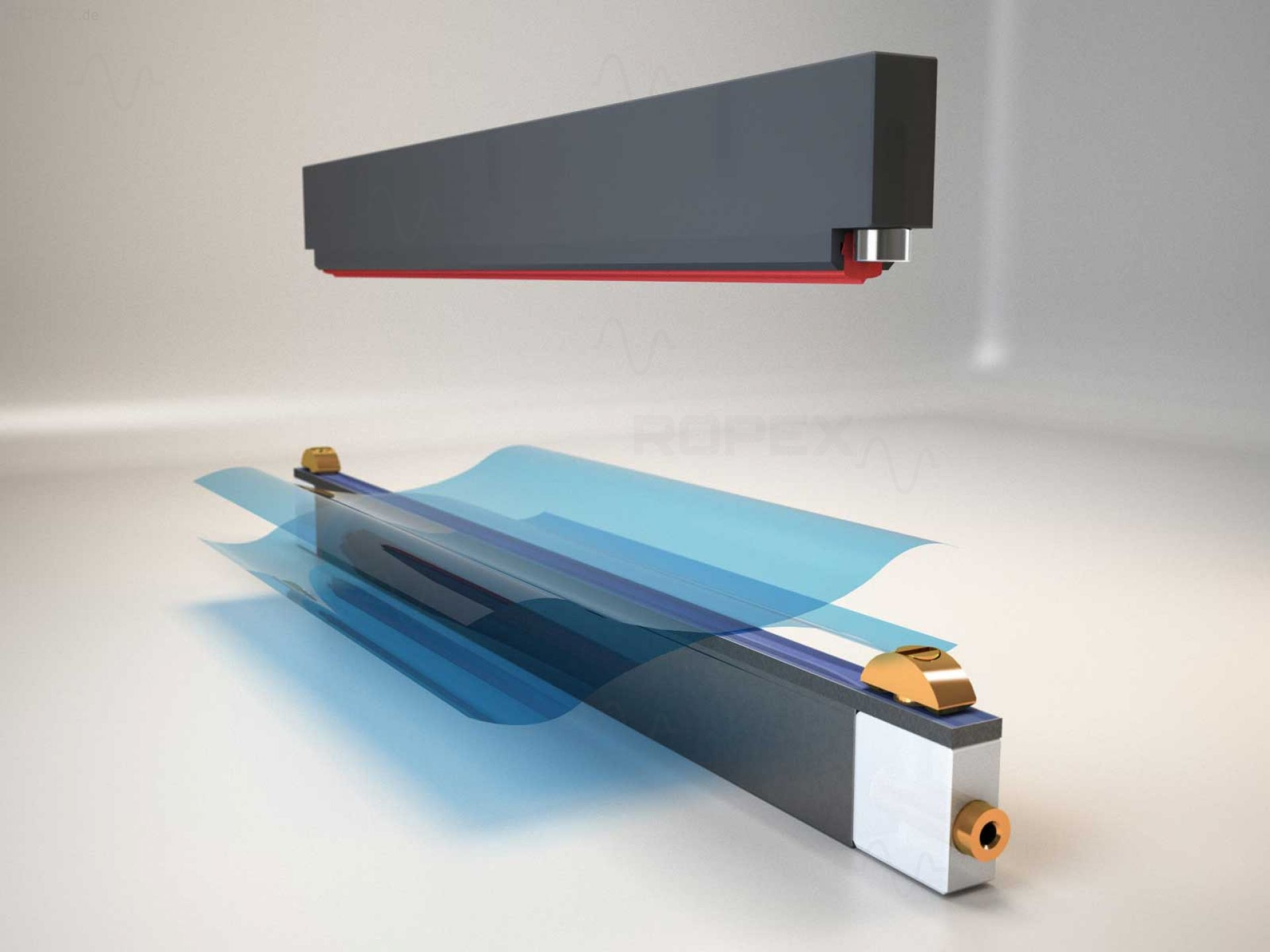 CIRUS heat sealing system for thermoplastic films - ROPEX